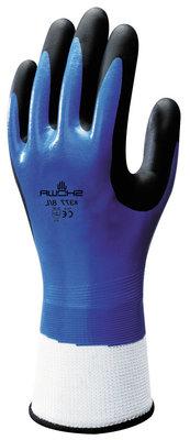 Handschoen Showa 377 Nitrile Foam Grip